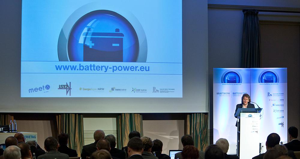Batterietag in Münster
