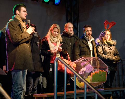 Weihnachtsmarkt – organisiert von together concept, NRW
