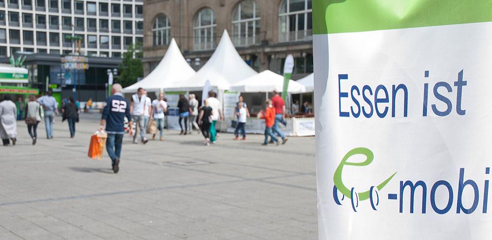 E-Mobilität mit Probefahr-Event vorgestellt