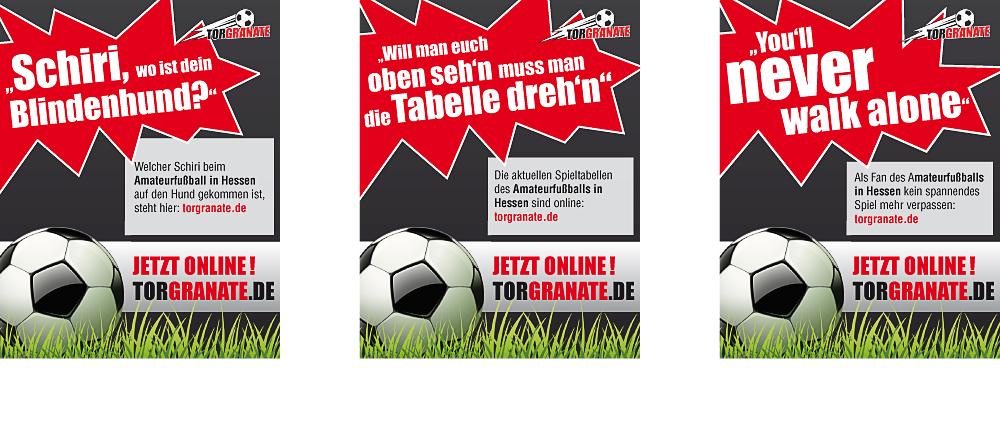Einführungskampagne mit Kleinanzeigen udn Promotion von together concept Werbeagentur, Essen, NRW