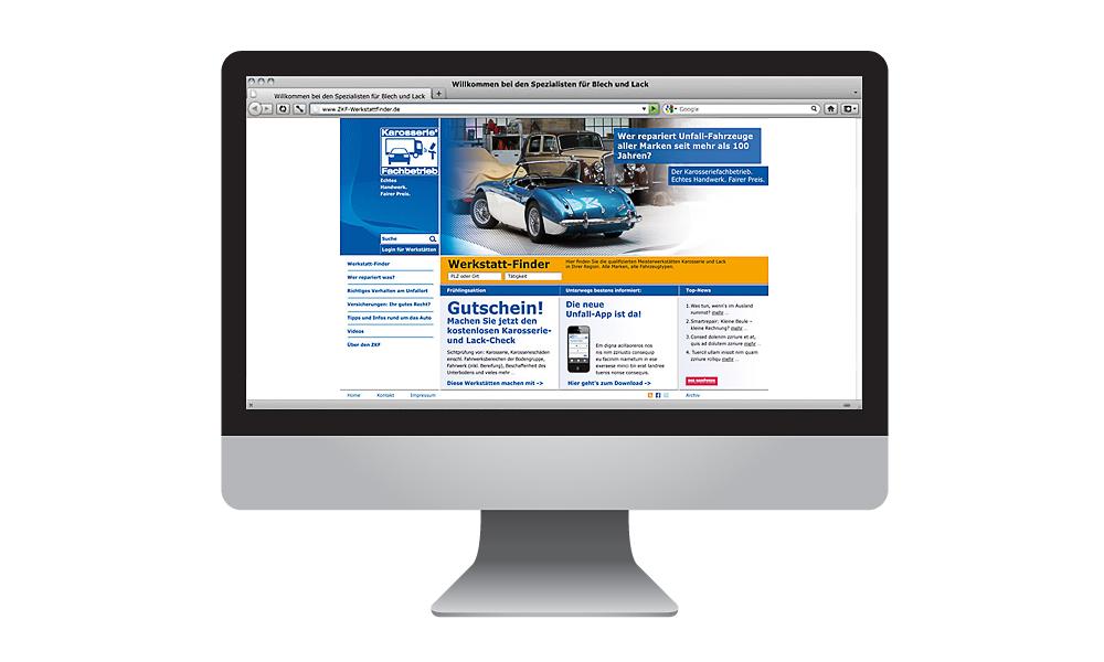Werkstattfinder |Onlinehilfe für Autofahrer