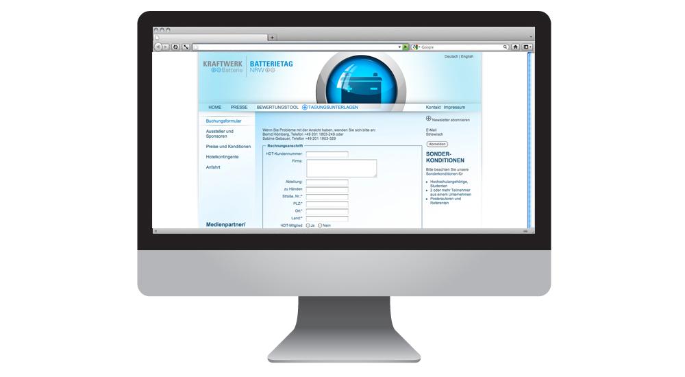 Veranstaltungs-Marketing Online-Tools für einfache Planung und Abwicklung