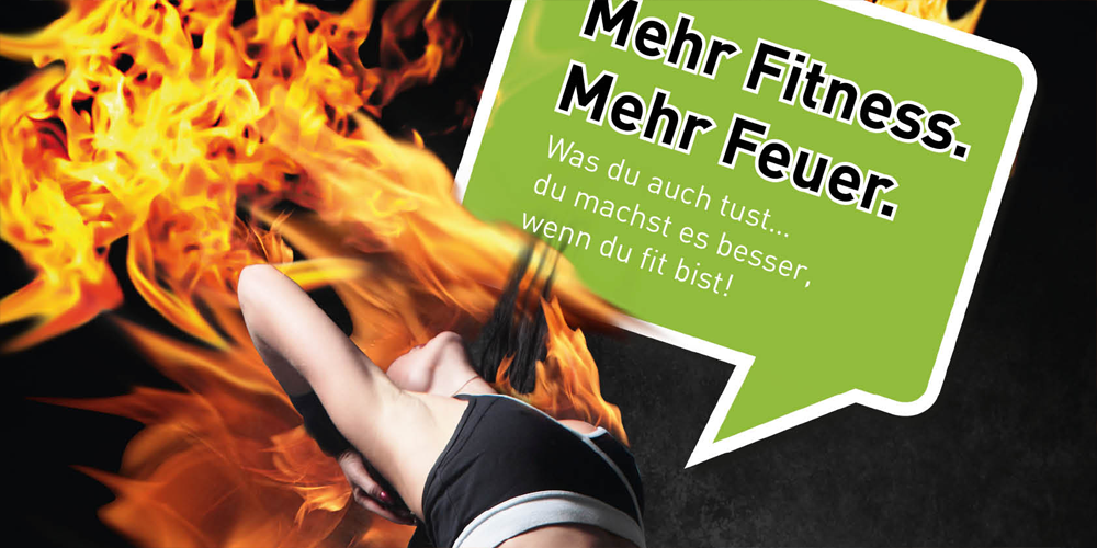 Gute Argumente für Fitnessstudio von together concetp (Werbeagentur in Essen, NRW)