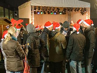 Weihnachtsmarkt für BP von together concept, Essen
