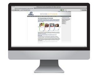 Online-Designleitfaden für Die Continentale