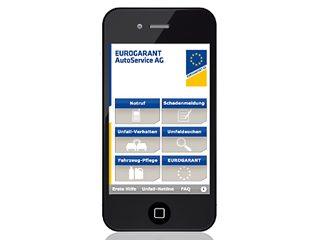 EUROGARANT Schadenmanagement-APP