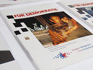 GVFD: das Mitgliedermagazin