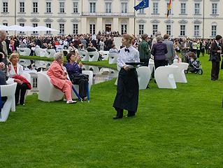 Bundespräsident Sommerfest