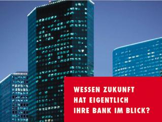 Imagekampagne Sparkasse Mönchengladbach