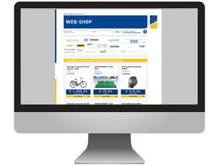 Webshop EUROGARANT AutoService AG