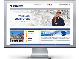 Facharbeiter online suchen mit together concept Webagentur