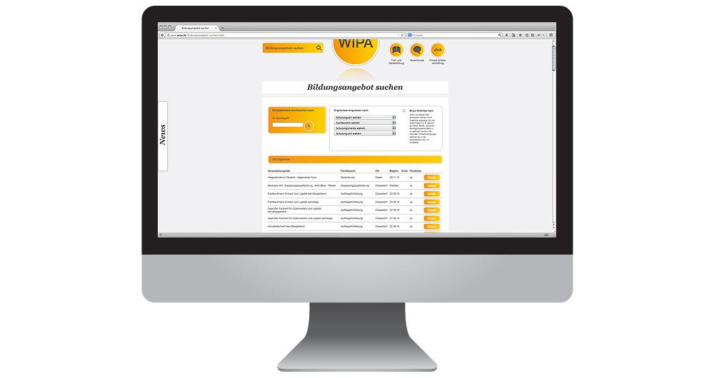 Typo3 macht individuelle Gestaltung bei höchster Funktionalität für das Bildungsmarketing möglich