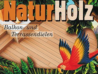 Produktinnovation: NaturHolz
