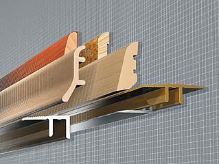 Produktdarstellung mit 3-D-Rendering