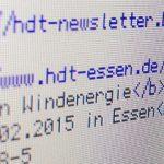 Newsletter-Marketing erfolgreich gestaltet vom HDT