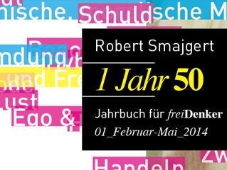 Philosoph Robert Smajgert: Buch und Blog