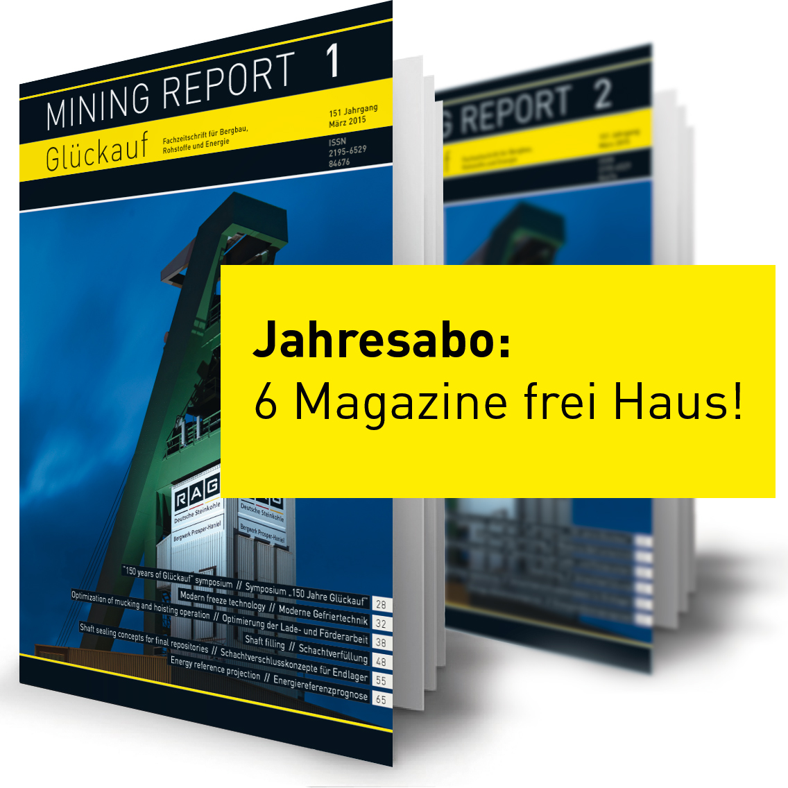 together concept | Magazin Mining Report Glückauf