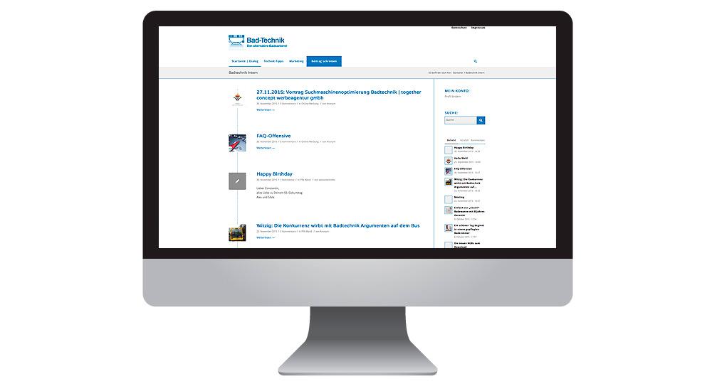 Unternehmens-Blog von together concept