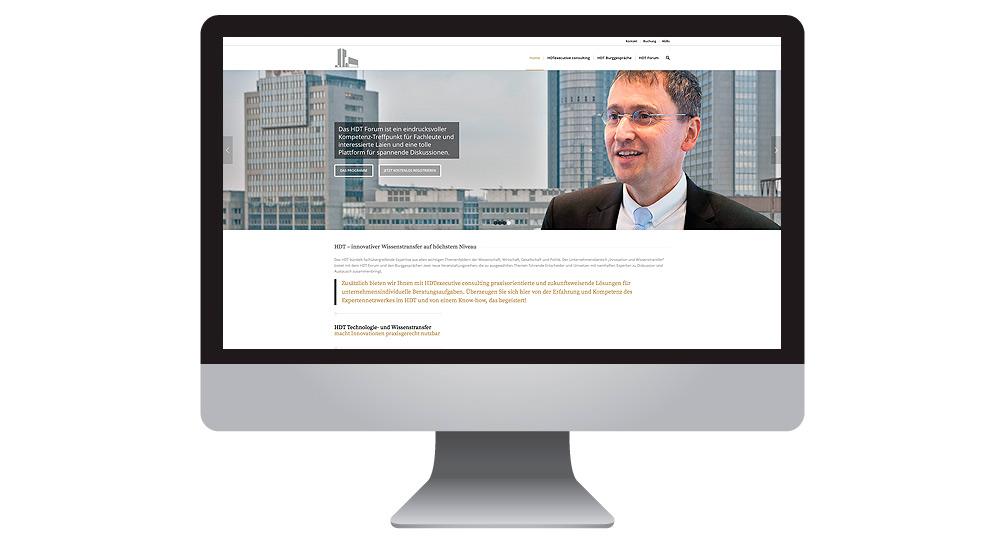 HDT Expertenforum Homepage