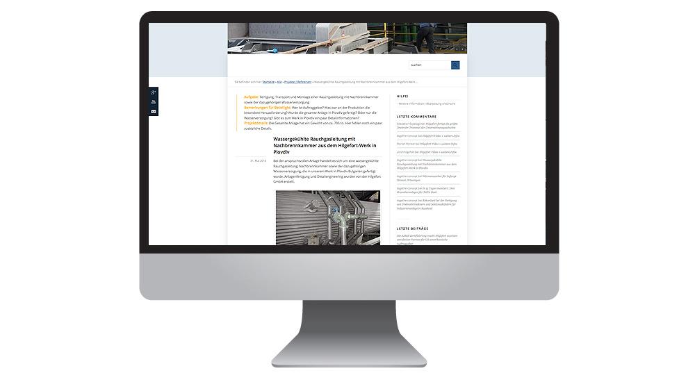 interne Kommunikation wird zum Archiv für Referenzen und Beratungsunterlagen