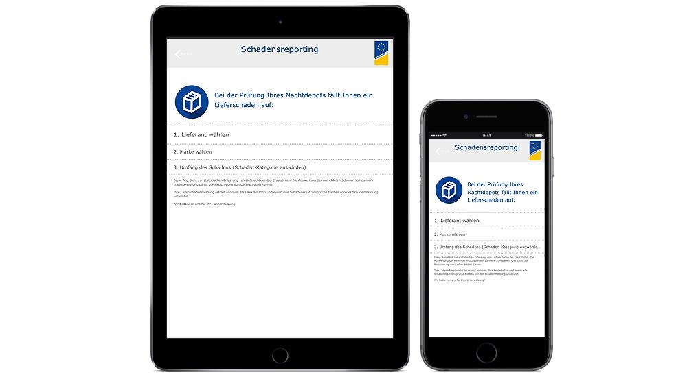 Praktisch und informativ: Webapp der EUROGARANT AutoService AG