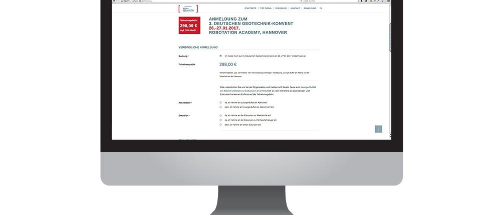 Uretek lässt together concept den Geotechnik Konvent konzeptionell relaunchen