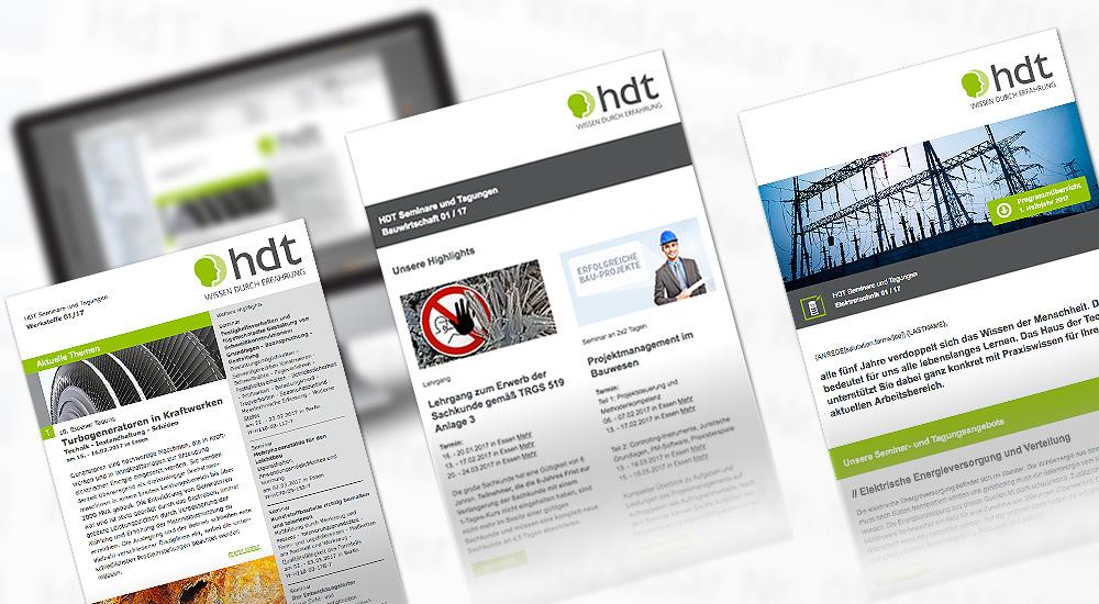 HTML-Newsletter im Responsive Design