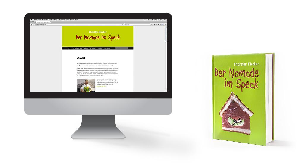 Nomade im Speck Online und als Buch