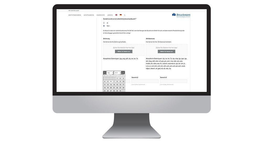 Formularwesen erleichtert die Onlinekommunikation