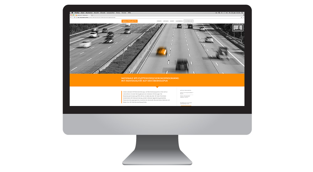 Webrelaunch in Wordpress