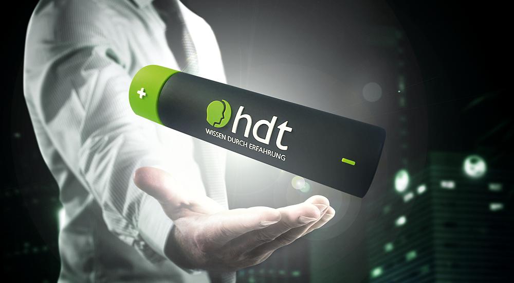 Werbemittel zur Batterietagung –was liegt näher als eine Powerbank?