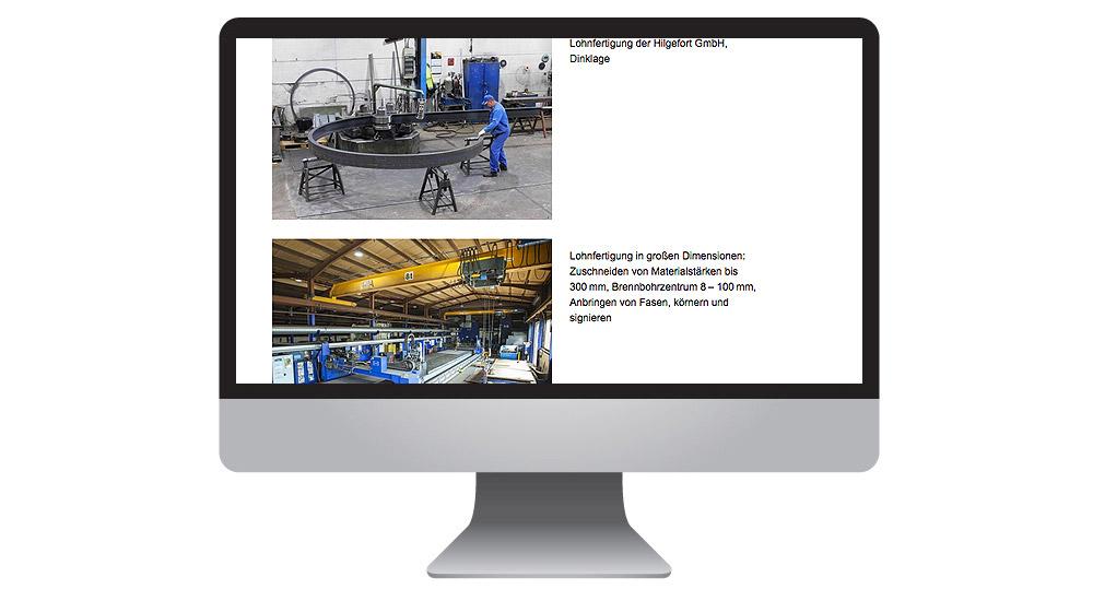 Gute Bilder für Pressearbeit im Anlagenbau
