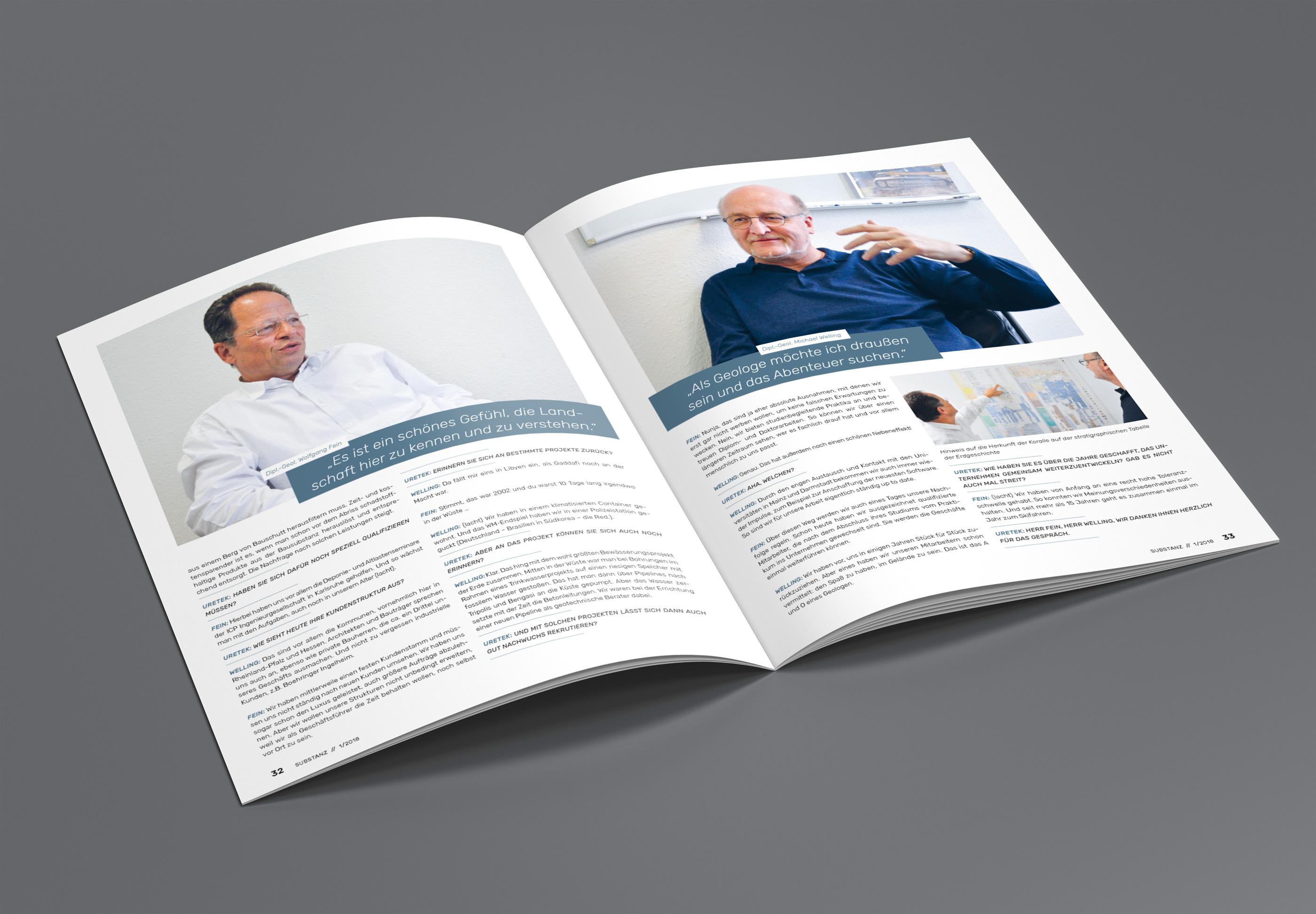 Uretek launcht Magazin für Geotechniker
