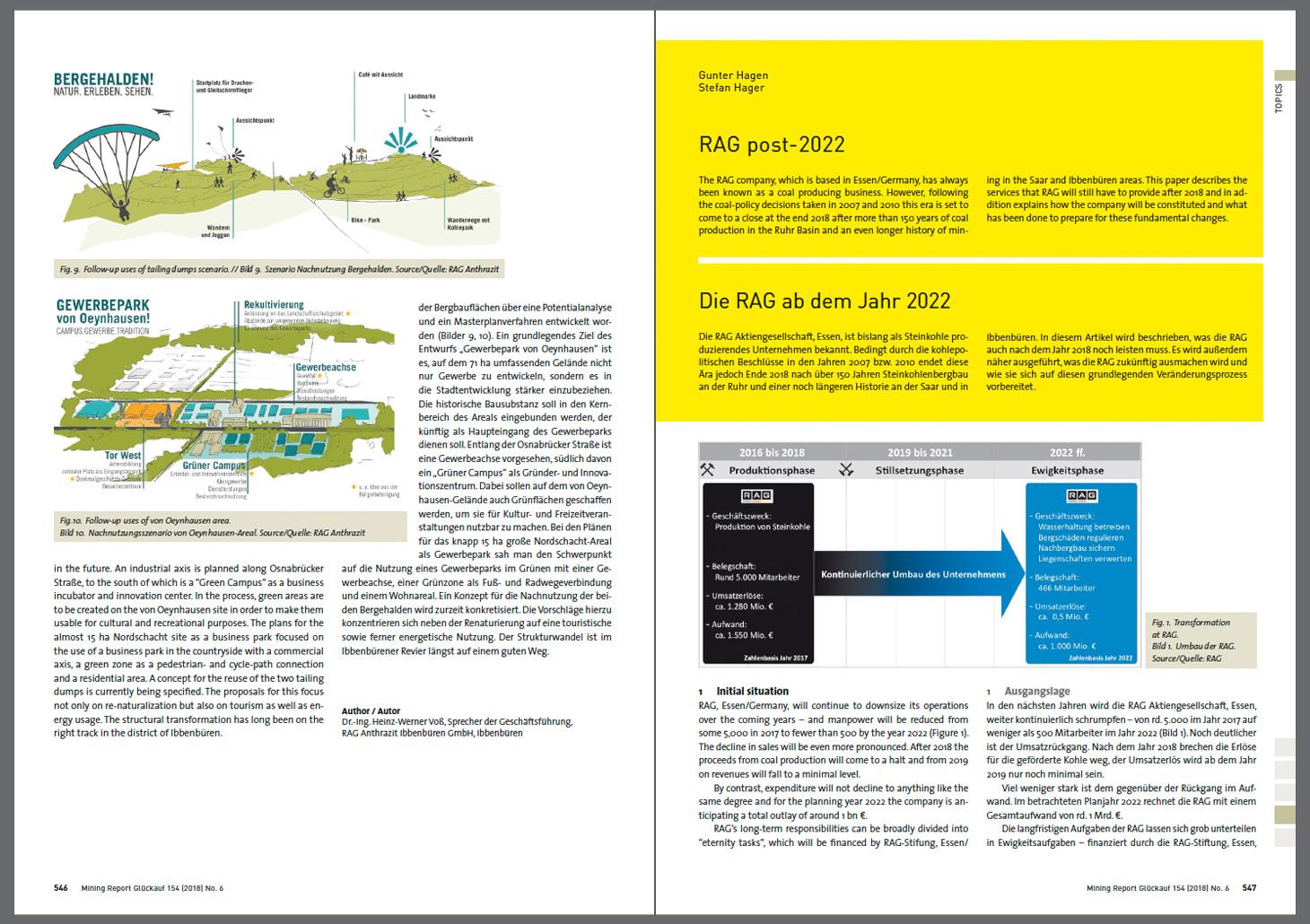 Mining Report: Fachmagazin für Bergbau online und offline