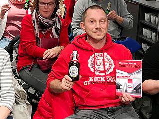 Schlusspfiff – Lesung vor Fans der Offenbach Kickers