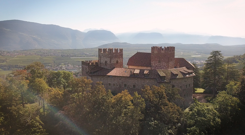 Herrlich: Der Imagefilm zu Schloss Freudenstein zeigt die schönsten Seiten von Südtirol