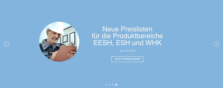 Online shoppen im Elektrogewerbe – der neue tekmar Shop macht's möglich